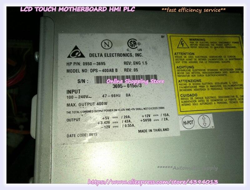 For B2000 Power Supply DPS-400AB B B2000 Workstation Power Supply 0950-3695 power supply for pesc1425 dps 450hb b fd833 450w original 90