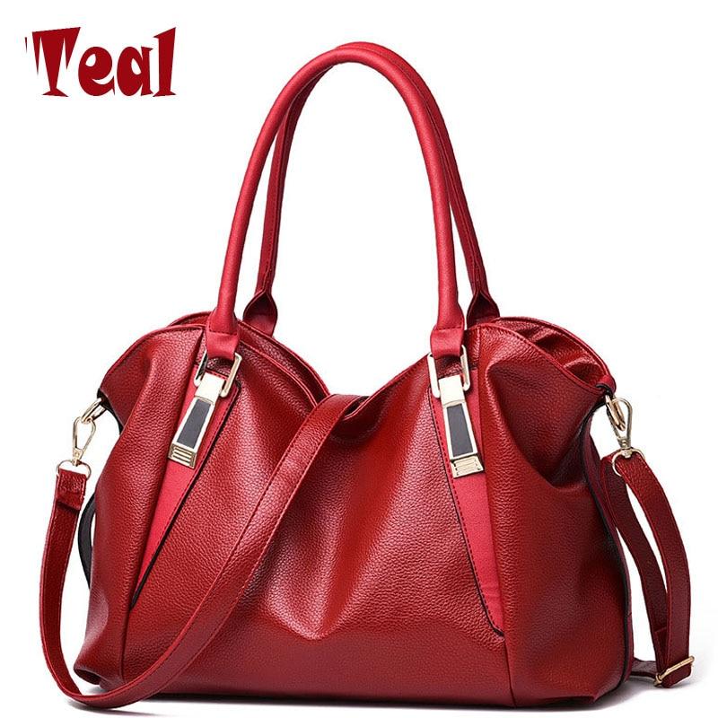 ФОТО women's handbags women handbag bag ladies shoulder handbags high quality big bag ladies women messenger bags