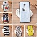 Xiaomi redmi note 4 case cute animals 3d relief silicone tpu telefone capa case para xiaomi redmi note 4 fundas coque