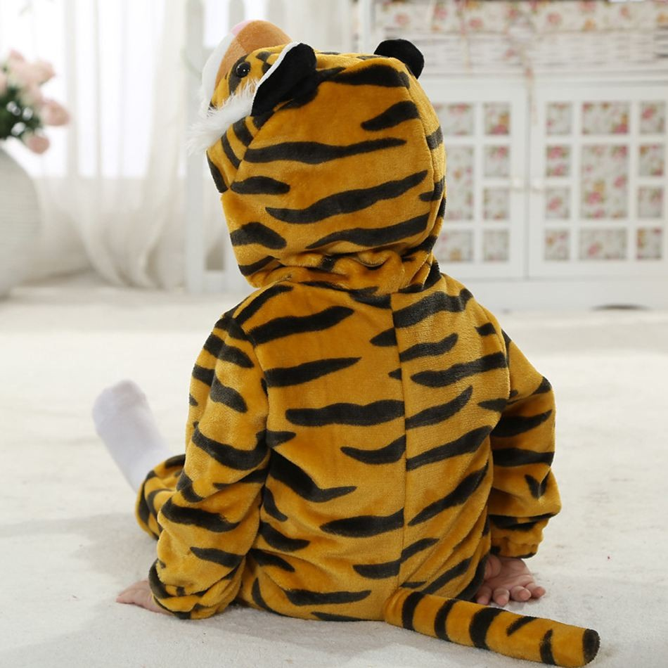 Baby Animal Rompers (4)