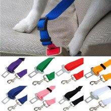 Good Quality Nylon Fabric Vehicle Car Seat Belt Seatbelt Harness Lead Clip Pet Cat Dog Safety Dropshipping