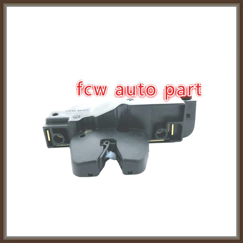 Rationeel Achterklep Centrale Vergrendeling Lock Actuator Klink Voor Peugeot 206 307 407 807 Citroen C2 C3 C4 Xsara Picasso Fiat Ulysse