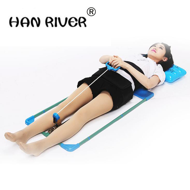 HANRIVER High quality Family lumbar tractor waist stretching spine traction bed Foldable lumbar disc tractor protruding tractorHANRIVER High quality Family lumbar tractor waist stretching spine traction bed Foldable lumbar disc tractor protruding tractor