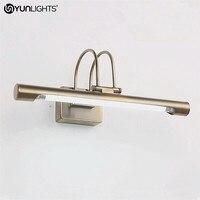51 센치메터 복고풍 욕실 조명기구 Led 12