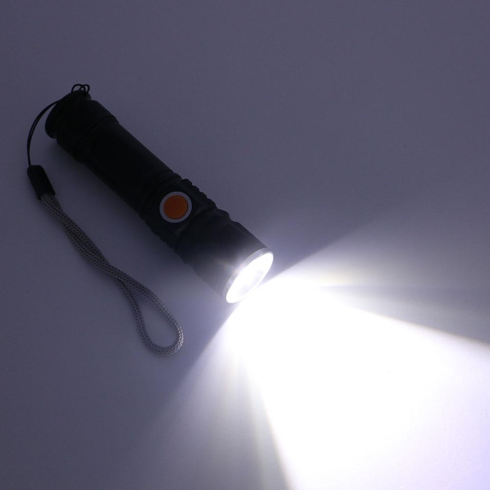 Lanternas e Lanternas mini usb recarregável 1000lm lanterna Model : Wy6950