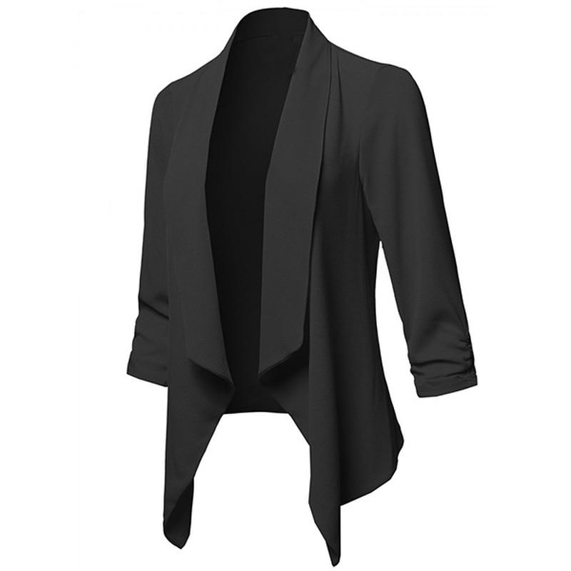 Casaco Feminino   Basic   Coat   Basic     Jackets   Women Clothes Chaqueta Mujer Jaqueta Feminina 2018 Elegant Clothes Bomber   Jackets