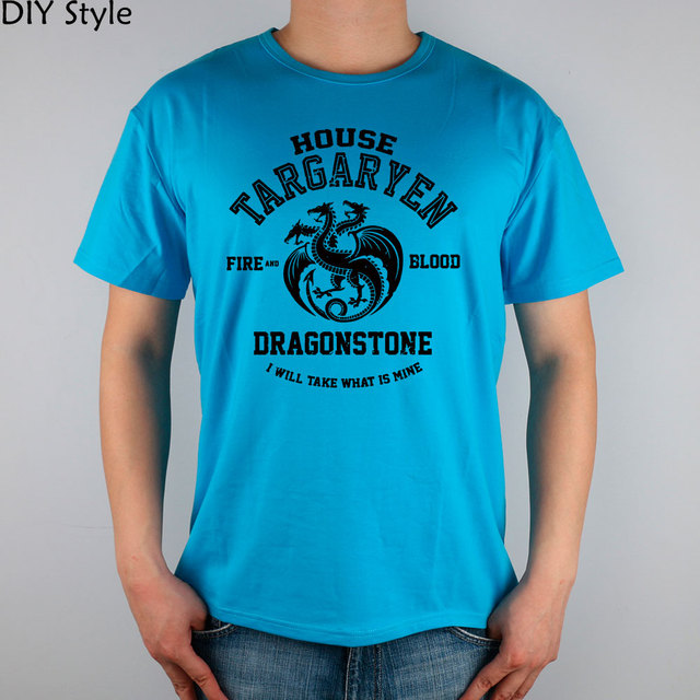 Buy sx house targaryen fire and blood for On fire brand t shirts