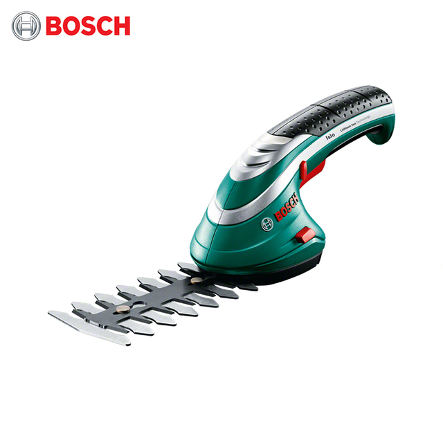 Аккумуляторный кусторез Bosch ISIO 3