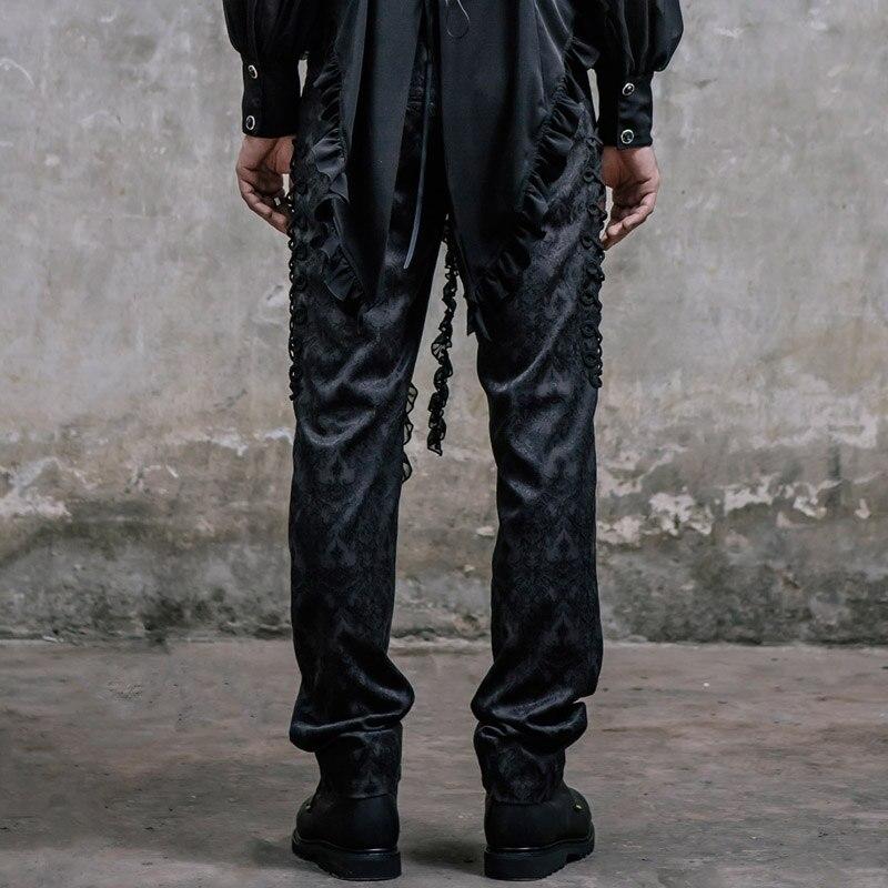 Δερμάτινα Γοτθικά Βικτωριανά Μαύρα - Ανδρικός ρουχισμός - Φωτογραφία 3