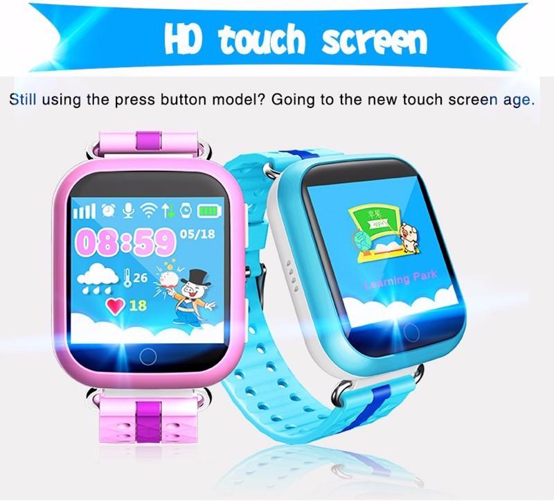 E1222 Q750 Smart Watch GPS-5