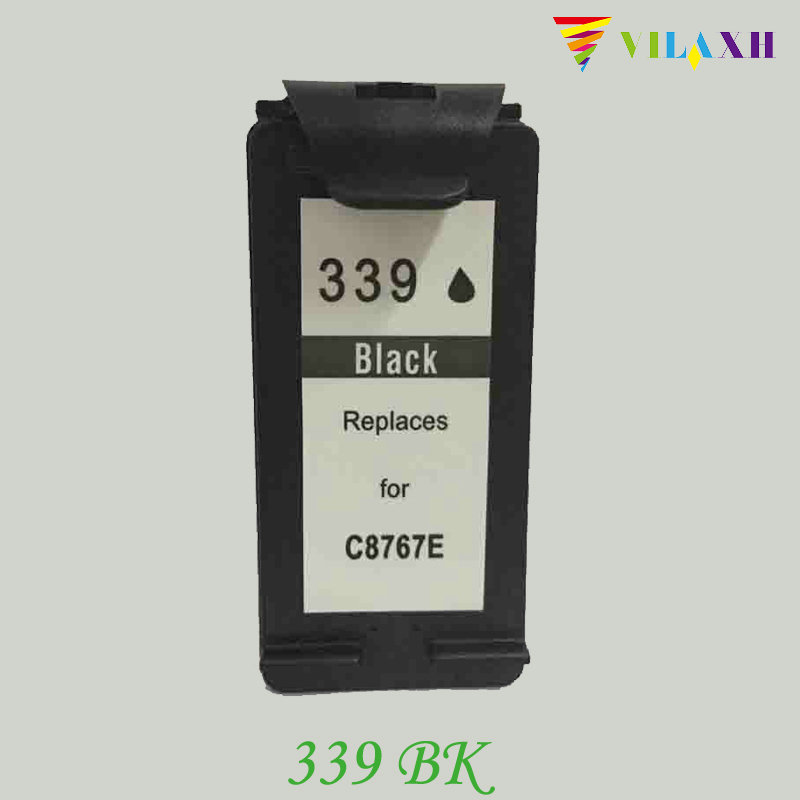 vilaxh 339 Kompatibilna zamjena spremnika s tintom za HP 339 za - Uredska elektronika