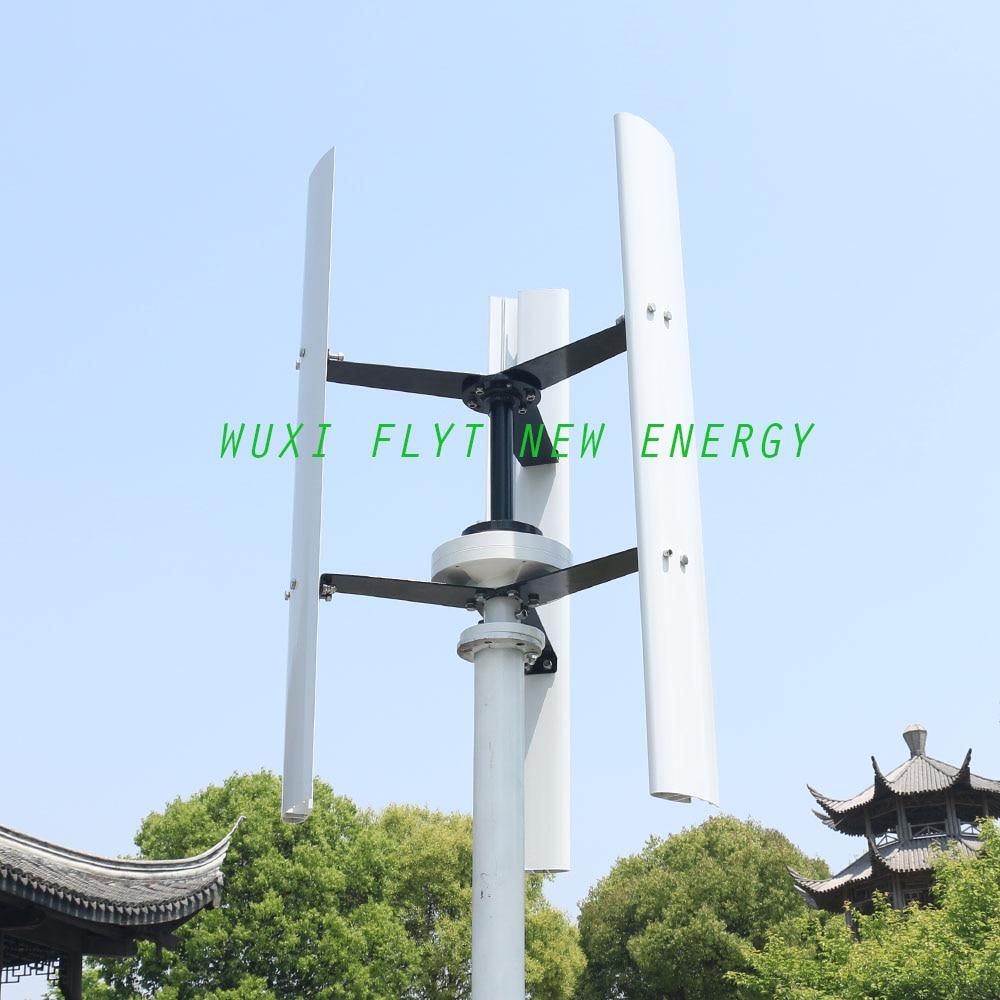 48v 3 da turbina eólica de fltxny