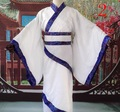 Venta caliente Nuevo 2015 de los hombres Tang traje Tradicional Chino Antiguo Hanfu hombres cosplay más colores etapa de ropa para hombres dress