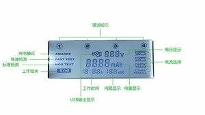 Image 4 - Liitokala 100% מקורי lii 500 LCD 3.7 V/1.2 V AA/AAA 18650/26650/16340/14500 /10440/18500 סוללה מטען עם מסך Lii500