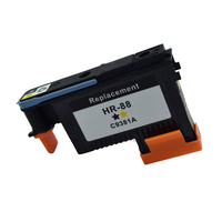Black Yellow New Remanufactured HR88 Print Head C9381A FOR For HP K550 K8600 L7650 L7680 L7681