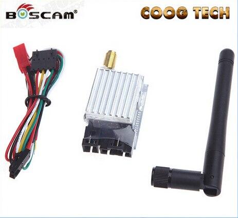 (IN STOCK) 100% Original Boscam TS351 5.8G 200mW AV Audio Video Transmitter Sender FPV 2.0Km 2000m Range 5.8 ghz Transmitter