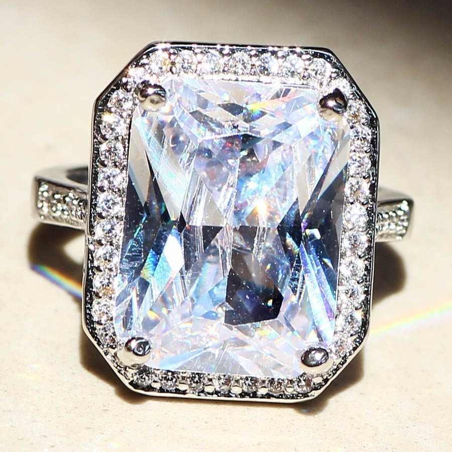 Корона натуральный драгоценный камень сапфир кольцо Bague или Jaune Bizuteria Anillos де ювелирные изделия для женщин бриллиант кольца Dropshopping