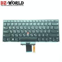 Новинка/Оригинальная клавиатура с подсветкой из иврита и Израиля для ноутбука Thinkpad X1 1293 1294 клавиатура с подсветкой Teclado 04W2771