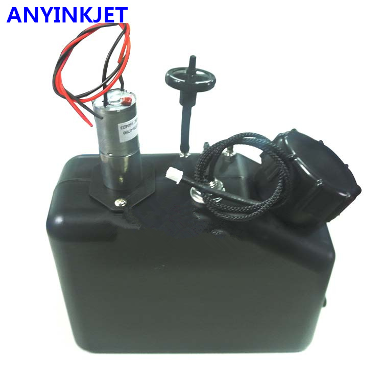 1L UV tank with liquid sensor with stirring motor with filter for UV printer white inks sub ink tank UV bulk ink tank 1L UV tank with liquid sensor with stirring motor with filter for UV printer white inks sub ink tank UV bulk ink tank
