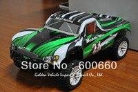 Envío libre rc coche HSP 1/10 nitro Rally Monstruo de Dos Velocidades + FS gt2 radio Modelo 94155 modelo de coche coche de control remoto