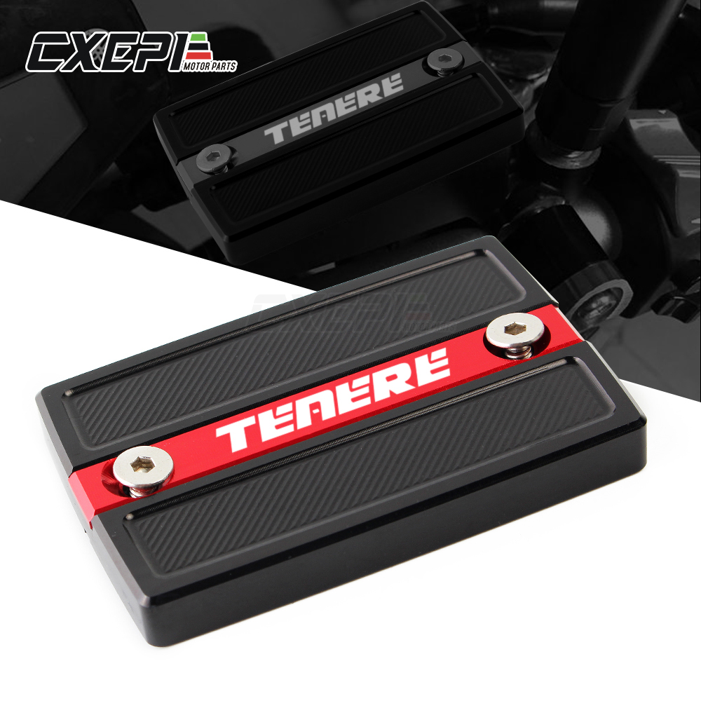 For 2012-2016 Yamaha Super Tenere XT1200Z CNC Front Brake Reservoir Fluid Cover