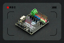 DFRobot Bluno Beetle (Micro controller) Shield, 5~8V expands single analog + digital I/O pins to 3 pin gravity sensor interface