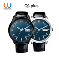"UWatch New Smart Watch Fitness Tracker GPS WIFI MTK6580 1.39""AMOLED Display Android 5.1 3G Bluetooth 4.0 Watch pk finow Q3 Plus"