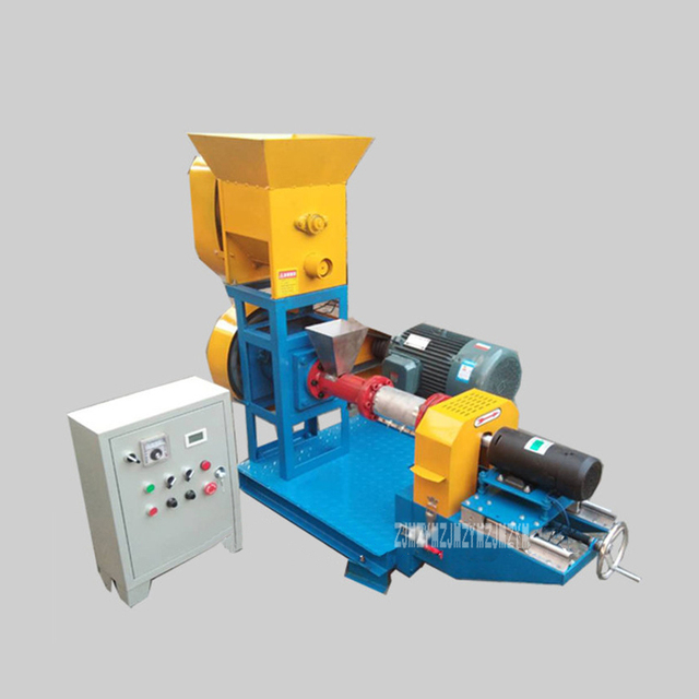 380v 15kw 120kgh Wet Type Crab Fish Food Chicken Feed Making