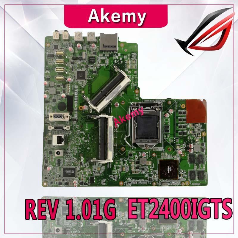 Akemy  All-in-one motherboard for asus ET2400IGTS ET2400IG ET2400IGT MAINBOARD REV 1.01G 100% Test ok WorksAkemy  All-in-one motherboard for asus ET2400IGTS ET2400IG ET2400IGT MAINBOARD REV 1.01G 100% Test ok Works