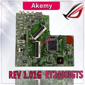 Akemy  All-in-one motherboard for asus ET2400IGTS ET2400IG ET2400IGT MAINBOARD REV 1.01G 100% Test ok Works
