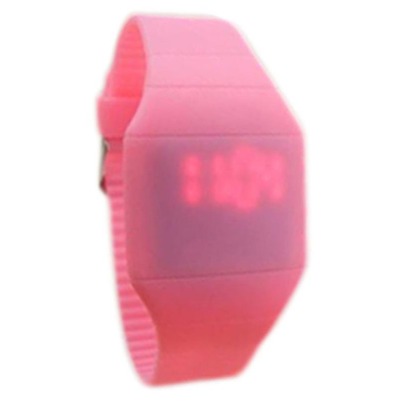 Uhren Neue Mode Uhr Kinder Kinder Jungen Mädchen Silikon Led Uhr Sport Armband Digitale Armbanduhr Armbanduhr Relogio Masculino Kinder Geschenk Angenehm Bis Zum Gaumen