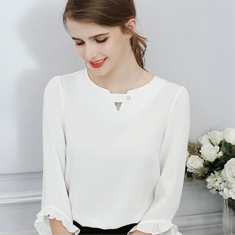 New style women's clothing, fashion women's clothing, advanced chiffon clothing, Korean style, 2018