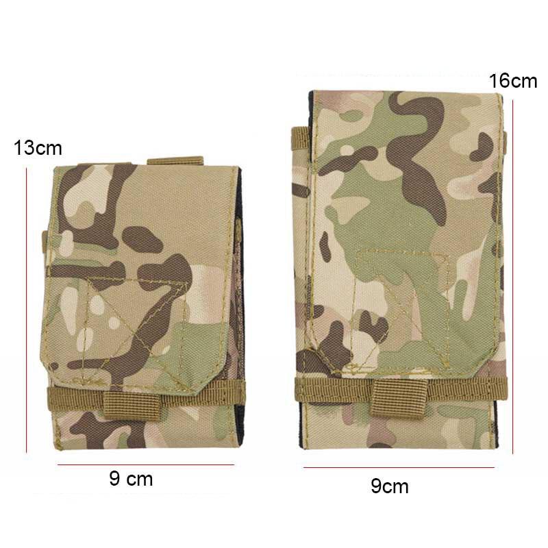 Waterproof Outdoor Camouflage Waist Bag Suitable for Outdoor Sport Activity 1
