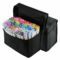 Dainayw 30 40 60 80 Color Set Artist Dual Head Sketch Copic Art Markers Set For
