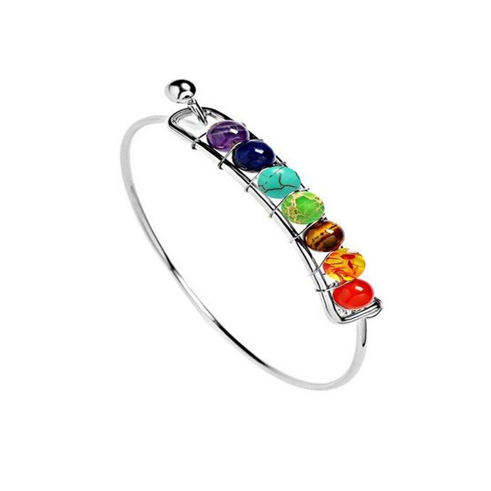 BC012-8 Chakra Bracelets