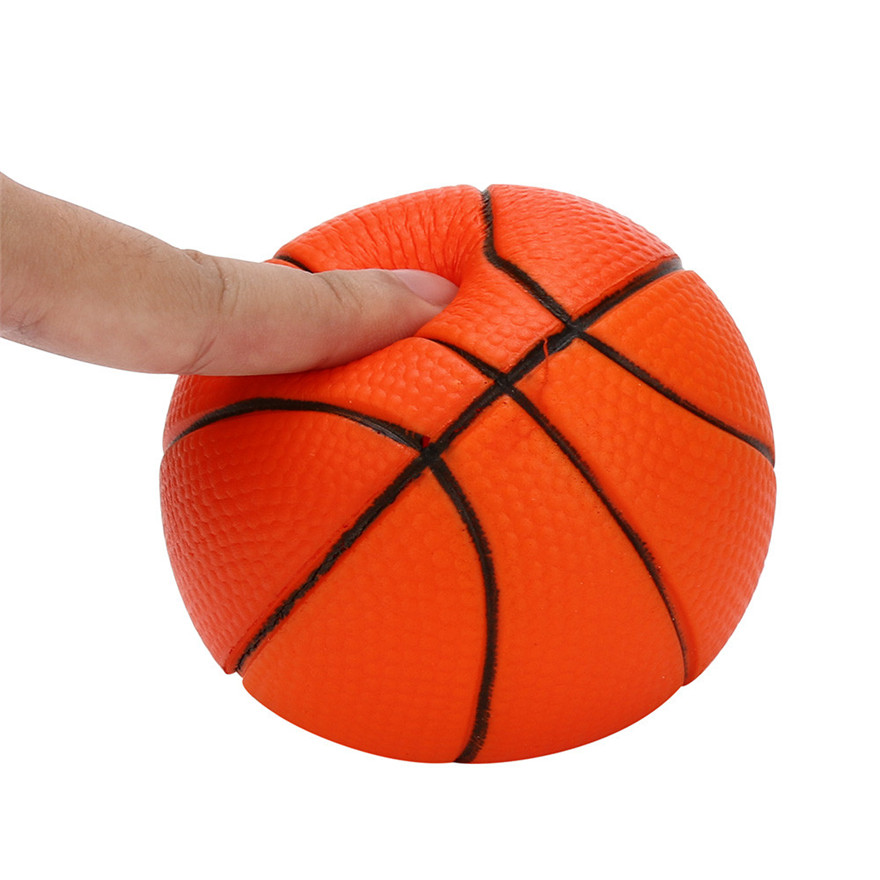 CCCZQ toy Basketball Squishy Slow Rising Cream Scented Decompression Kid Toys Gift Wholesale kid toys MAY 18