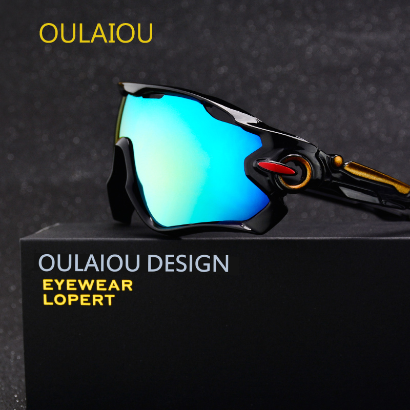 de4097ae8fc NEW Sport Sunglasses Brand Designer Man s Sun Glasses Vintage Style Goggles  High Quality Eyewear For Men