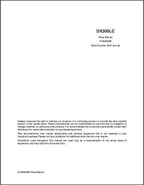 daios doosan wirings diagrams doosan wheel loaders, wheel excavators and  track excavators, pdf