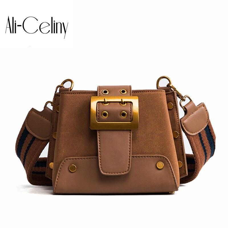 2018 new Korean fashion matte belt buckle wide shoulder trapezoid square bag shoulder bag цена