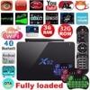 Original X92 Smart tv box 3G 32G Amlogic S912 Android 7.1 TV Box Octa Core Tv Box 2.4G 5G Wifi 4K 3D H.265 Airplay Media player