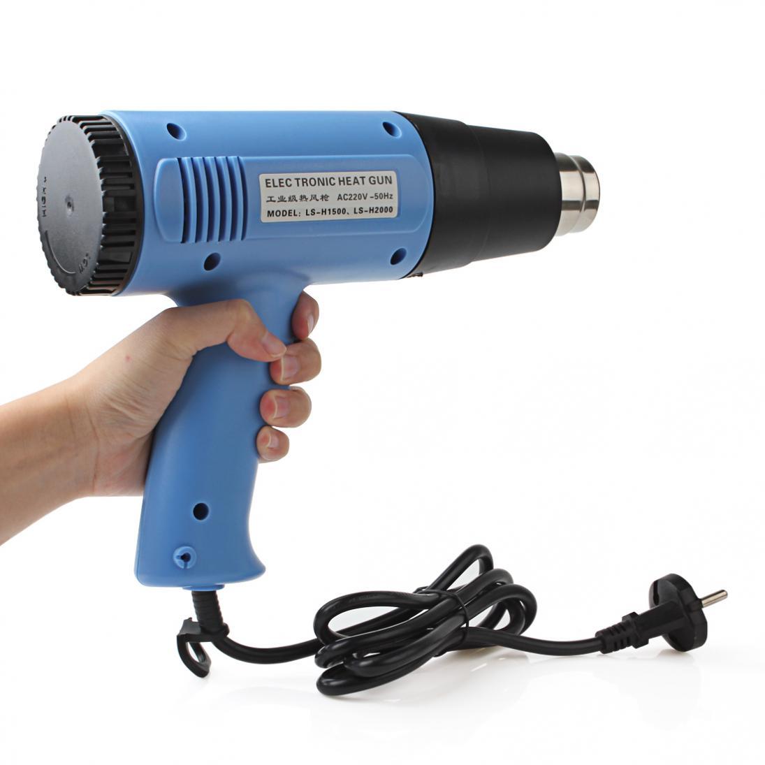 ES profesionalus kištukas - 2000W kintamosios srovės 220 V 60 ~ 650 - Elektriniai įrankiai - Nuotrauka 3