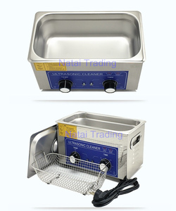 Image 2 - ultrasonic cleaner stainless steel 120W 3L diesel injector cleaning machine for Bosch Denso Delphi injector repair tool