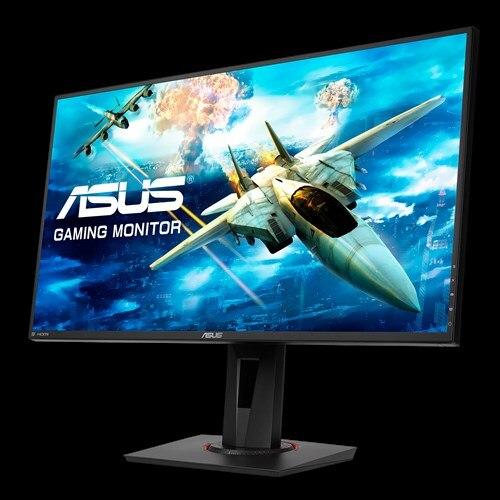 ASUS VG278Q 27 ''Full HD 1080 p 144Hz 1 ms DP HDMI DVI moniteur de jeu de soins oculaires avec FreeSync/synchronisation adaptative