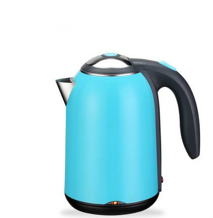 лучшая цена Electric kettle boiling water insulated pot 304 stainless steel household Safety Auto-Off Function