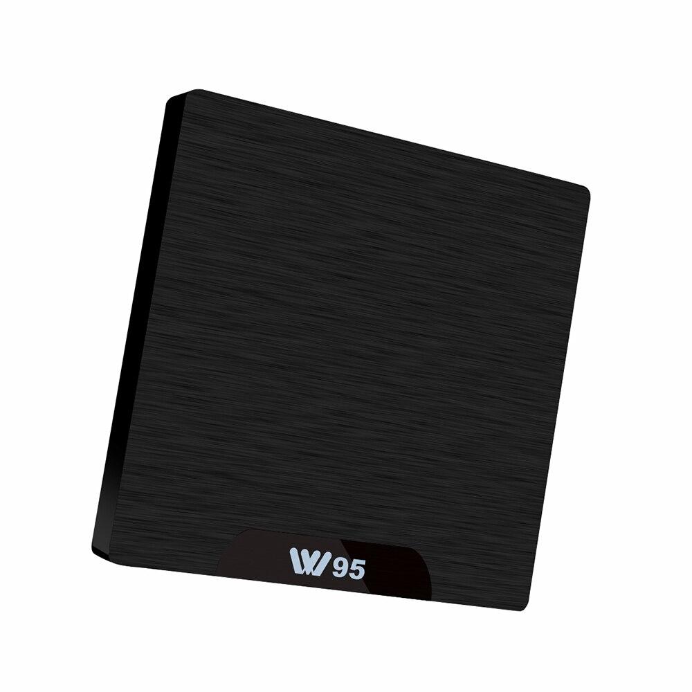 W95 S905W Caixa Smart TV Amlogic 2.4 GHz WiFi Android 7.1 1 GB/2 GB DDR3 + 8 GB/16 GB eMMC h.265