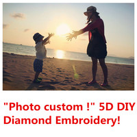 DIY Diamond Painting Private Custom Photo Custom Make Your Own Diamond Painting Full Diamond Embroidery Cross