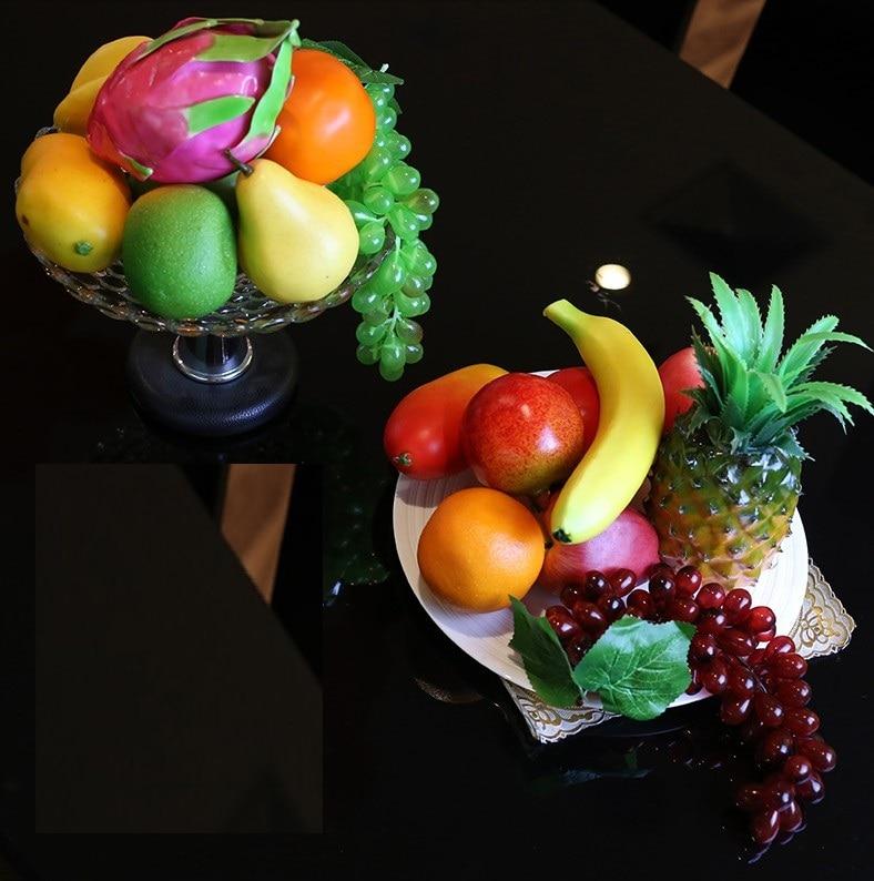 Buy artificial fake decorative fruit food wedding party event festival deocr - Decoratie snack ...