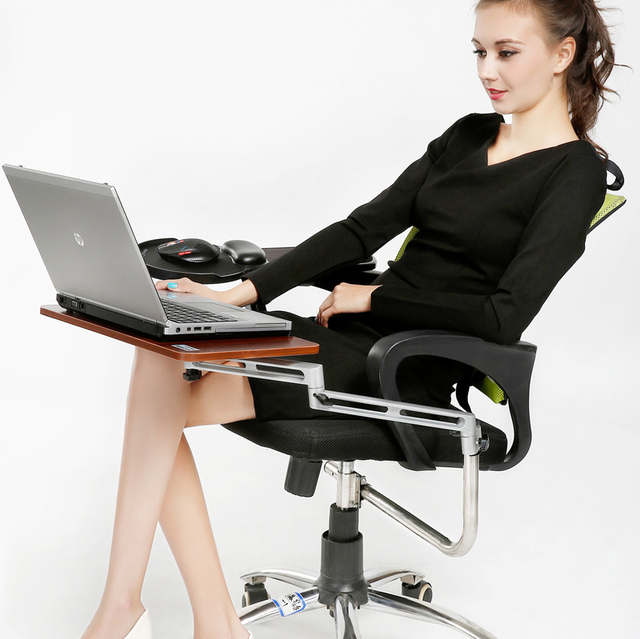 Keyboard Tray Laptop Stand Satisfy ergonomic computer chair laptop table  sc 1 st  AliExpress.com & Keyboard Tray Laptop Stand Satisfy ergonomic computer chair laptop ...
