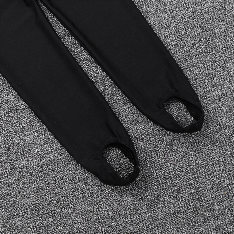 IIXPIN Kids Girls Ballet Stirrup Tights Pantyhose Stockings Dance Leggings Yoga Gymnastics Leotard ballet socks Dance Pants Girl