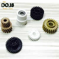 Compatible Fuser drive gear for Konica Minolta Bizhub C451 C550 C452 C552 C650 C652 fuser gear 6Pcs /Set